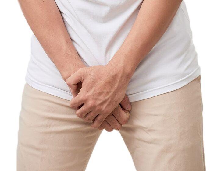 Prostatitis palma Első jogorvoslat a prosztatitis kezelésére